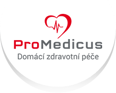 Logo Promedicus home care services
